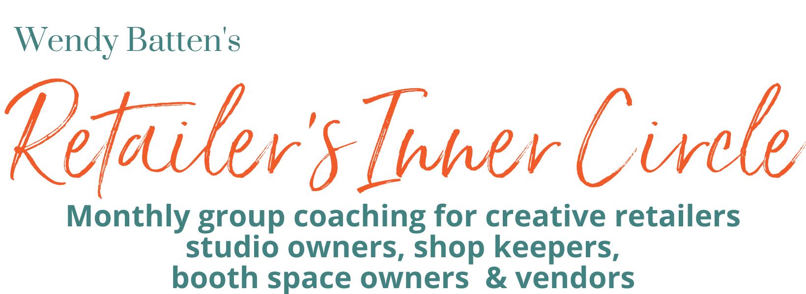 Wendy Batten's Retail Coaching Group