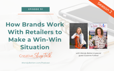 How Brands Work With Retailers to Make a Win-Win Situation with Suzanne Fulford   Episode 51