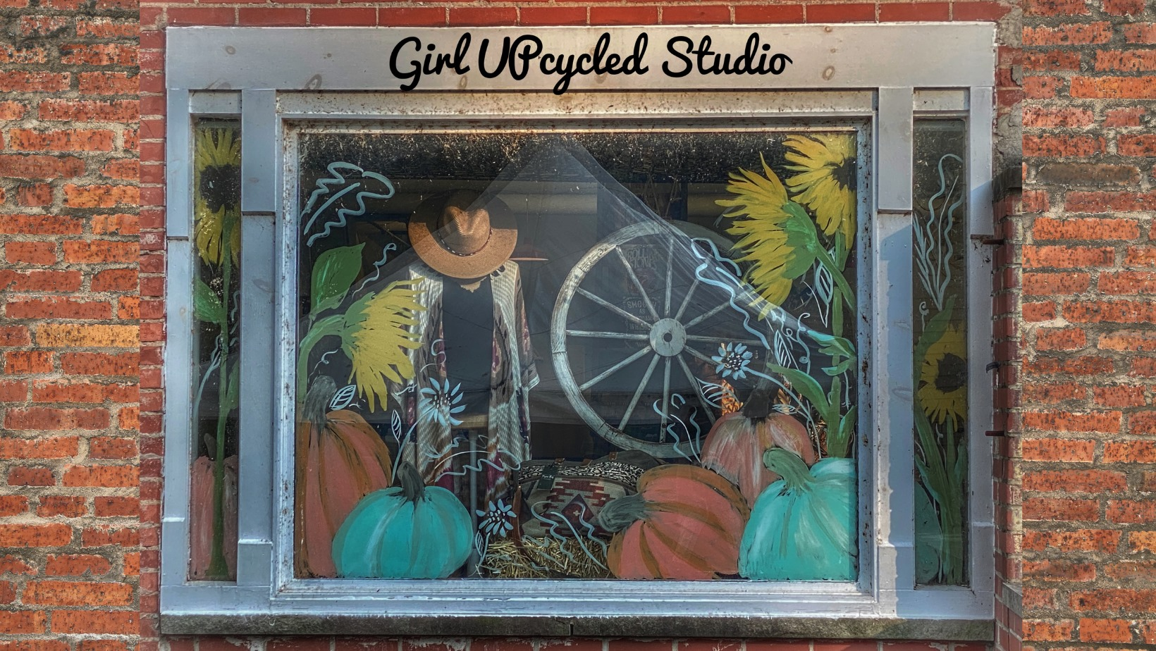 In Their Shop - meet Kelly Wiler Girl Upcycled